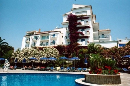 Sant´alphio Garden Hotel & Spa Polopenze