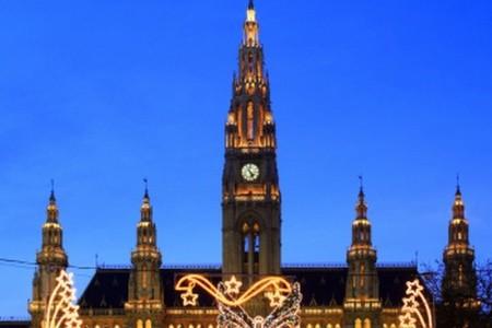 Vánoce ve Vídni - levně