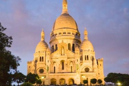 Paříž - úvod do poznávání - Francie autobusem