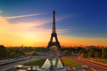 Paříž - město mnoha tváří - v září