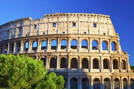 Řím - Vatikán - Neapolský záliv - Poznávací zájezdy