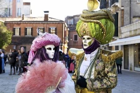 Karneval v Benátkách a Florencie - Last Minute a dovolená