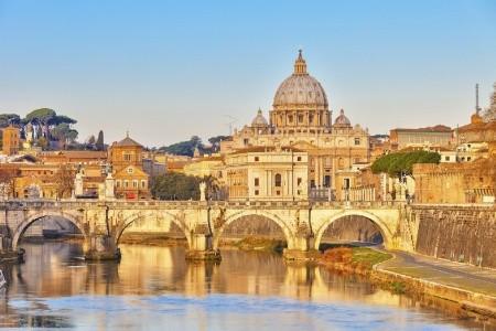 Řím - Vatikán - Itálie  autobusem