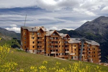 Residence Odalys Rochebrune - luxusní dovolená