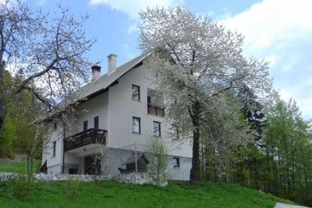 Apartments Pri Marjetki - ubytování