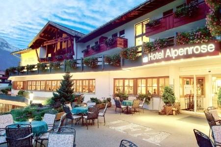Hotel Alpenrose Snídaně