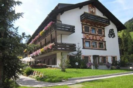 Residence Salvan, Itálie, Alta Badia