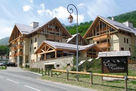 Lagrange Prestige Les Chalets Du Galibier - luxusní dovolená