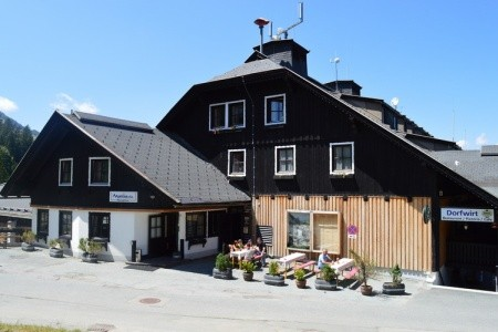 Alpenhotel Marcius - v dubnu
