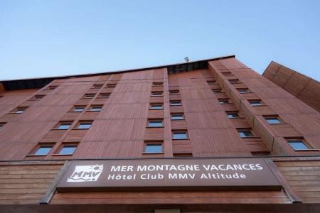 Hotel Club Mmv Altitude - v únoru