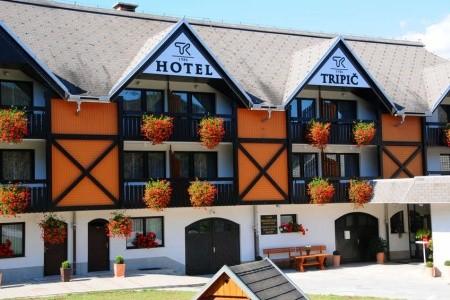 Slovinsko - Bohinj / Hotel-Pension Tripič