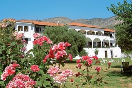 Hotel Sylvia, Řecko, Thassos