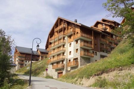 Residence Les Valmonts Bez stravy
