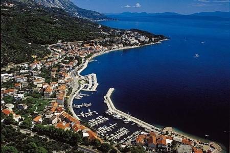 Soukromé Pokoje Podgora, Chorvatsko, Podgora