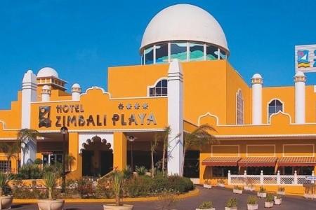 Zimbali Playa - v srpnu