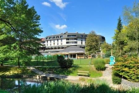 Slovinsko - Slovinské lázně / Hotel Vitarium - Terme Krka