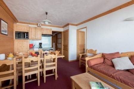 Residence Les Chalets De L´adonis Bez stravy