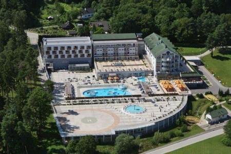 Habakuk - Wellness Hotel, Slovinsko,