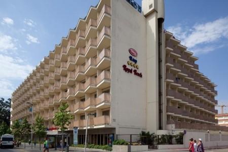 Lloret De Mar / H-Top Hotel Royal Beach, Španělsko, Costa Brava