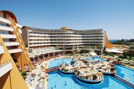 Alaiye Resort & Spa, Turecko, Turecká Riviéra