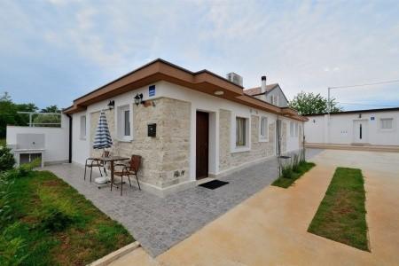 Apartmány Danex Stella Maris (4*), Chorvatsko, Umag
