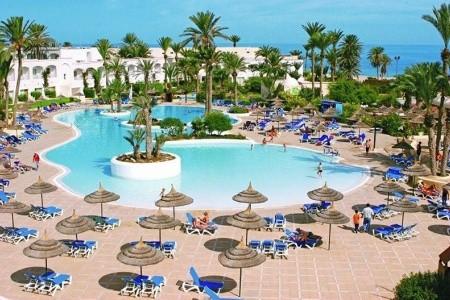 Tunisko - Djerba / Zephir Hotel & Spa