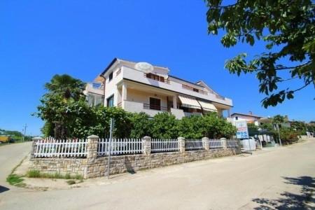 Apartmány 1348-22 - Chorvatsko  v prosinci - slevy
