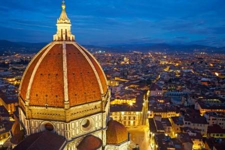 FLORENCIE - ŘÍM - TIVOLI, POKLADY ITÁLIE A UNESCO Snídaně