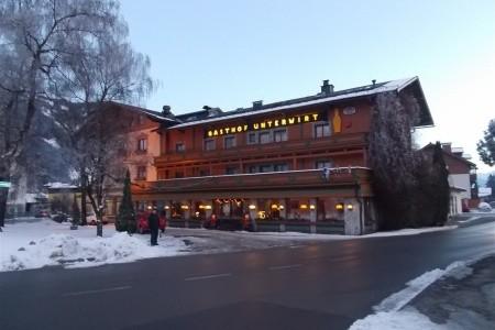 Prodloužený Víkend - 3 Dny Lyžování Autobusem S Polopenzí V Rakousku - Kaprun / Zell Am See - Penzion Unterwirt