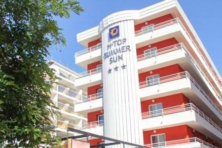 Hotel Summer Sun Plná penze
