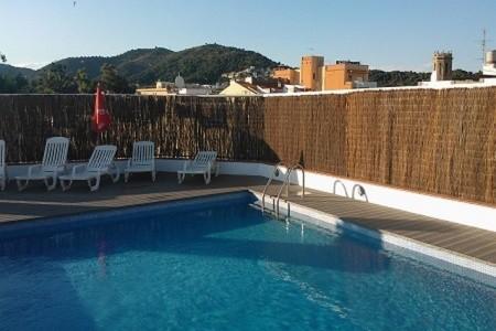 Hotel Montpalau Plná penze