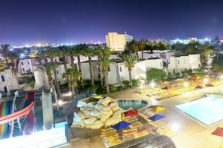 Tunisko - Skanes / Hotel Royal Ruspina