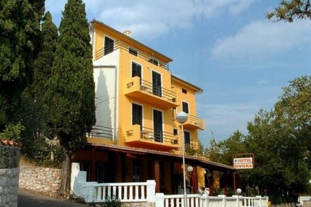 Chorvatsko - Crikvenica / Hotel Riviera
