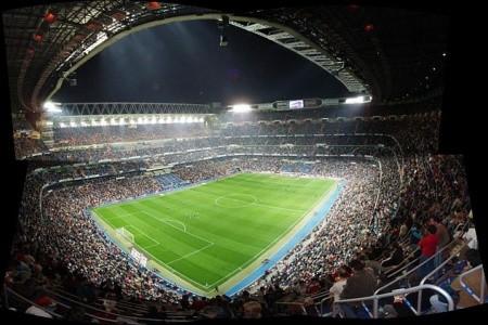 Vstupenka Na Real Madrid - Atético Madrid Bez stravy