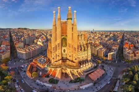 Španělsko - Barcelona / Zájazd Na Champions League: Fc Barcelona - Paris Saint-Germain