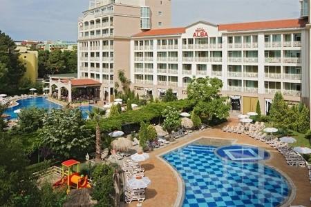 Alba Hotel, Bulharsko, Slunečné Pobřeží