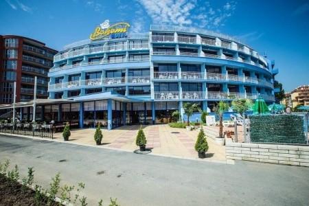 Bohemi Hotel, Bulharsko, Slunečné Pobřeží