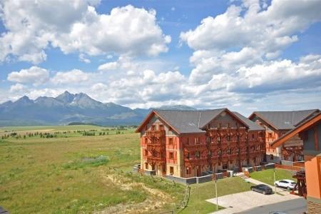 Tatragolf Mountain Resort - Veľká Lomnica