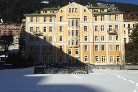 Hotel Weismayr Snídaně