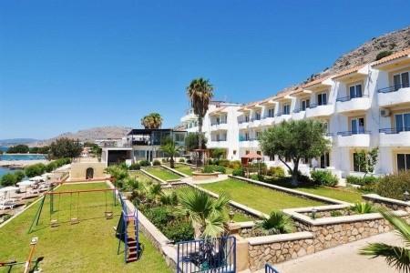 Ilyssion Beach Resort, Řecko, Rhodos