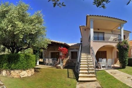 Residence Lu Fraili - Itálie  v říjnu - levně