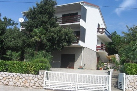 Vila Stjepan, Chorvatsko, Crikvenica