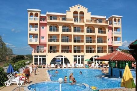 Bulharsko - Lozenec / Hotel Stefanov Iii.