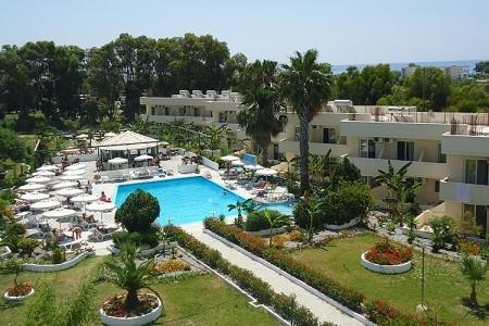 Hotel Olive Garden, Řecko, Rhodos