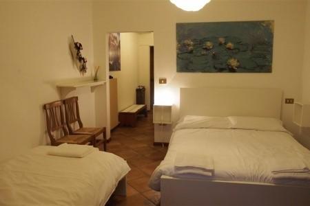 Apartmán Pace Alpina - v lednu