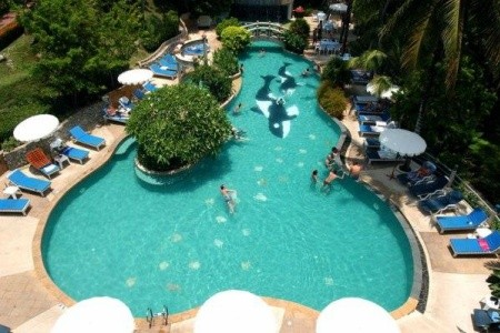 Peach Hill Hotel & Resort, Thajsko, Phuket