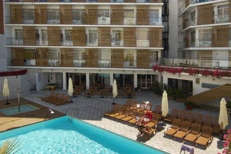 Hotel Plaza Paris Plná penze