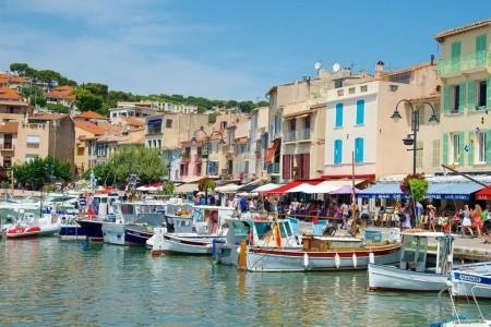 Ostrov Porquerolles a Marseille 5 denní (Hotel) Snídaně