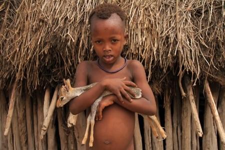 Etiópia, Džibuti - veľký okruh