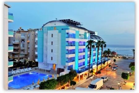 Mesut Hotel, Turecko, Turecká riviéra